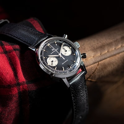 INTRODUCING THE INTRA-MATIC CHRONOGRAPH H