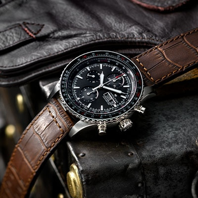 AIR WATCHES GO FOR NEW HEIGHTS