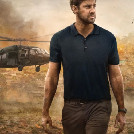 TOM CLANCY'S JACK RYAN IS BACK – AND SO IS HIS WATCH!