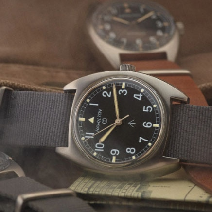 PIONEERING PRECISION IN A PILOT WATCH