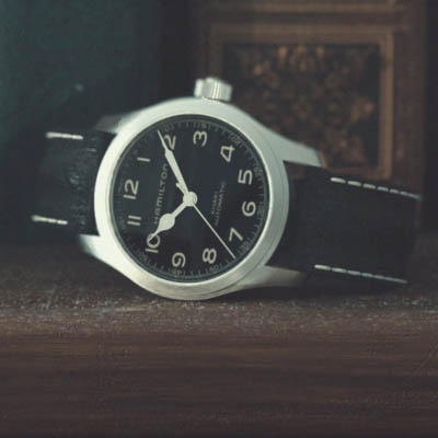 BRINGING A MOVIE WATCH TO LIFE