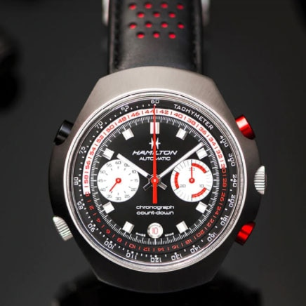 CELEBRATING A MILESTONE IN AUTOMATIC WATCHES FOR MEN