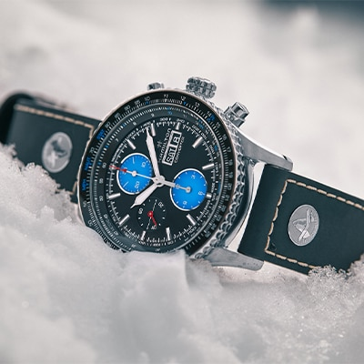 LIMITED EDITION PILOT WATCH CELEBRATES RESCUE HEROES